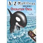 【预订】A to Z Mysteries Super Edition #7: Operation Orca