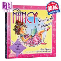 【中商原版】时尚俏妞故事合集 英文原版 FANCY NANCY STORYBOOK TREASURY