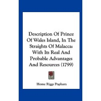 【预订】De*ion of Prince of Wales Island, in the Straights of M