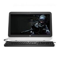 惠普(HP)20-r121cn 19.5英寸一体机电脑 奔腾双核G3260 4G 500G 1GB Wifi Win1