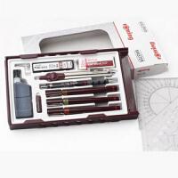 德国进口Rotring红环 易受型硕士装加水针管笔