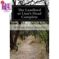 【中商海外直订】The Landlord at Lion's Head Complete