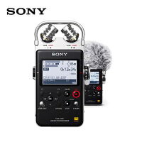 Sony/索尼 PCM-D100 专业线性数码录音笔高清降噪dsd线性录音棒旗舰型号录音棒 专业DSD录音格式/ 大直