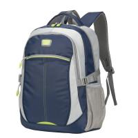 ?双肩包男初中高中生小学生书包大容量时尚潮流男士旅行背包?