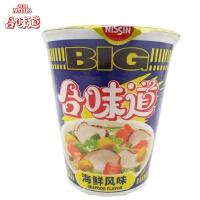 合味道 BIG方便面 (108g 海鲜风味)单个装 大杯面 公仔面 泡面