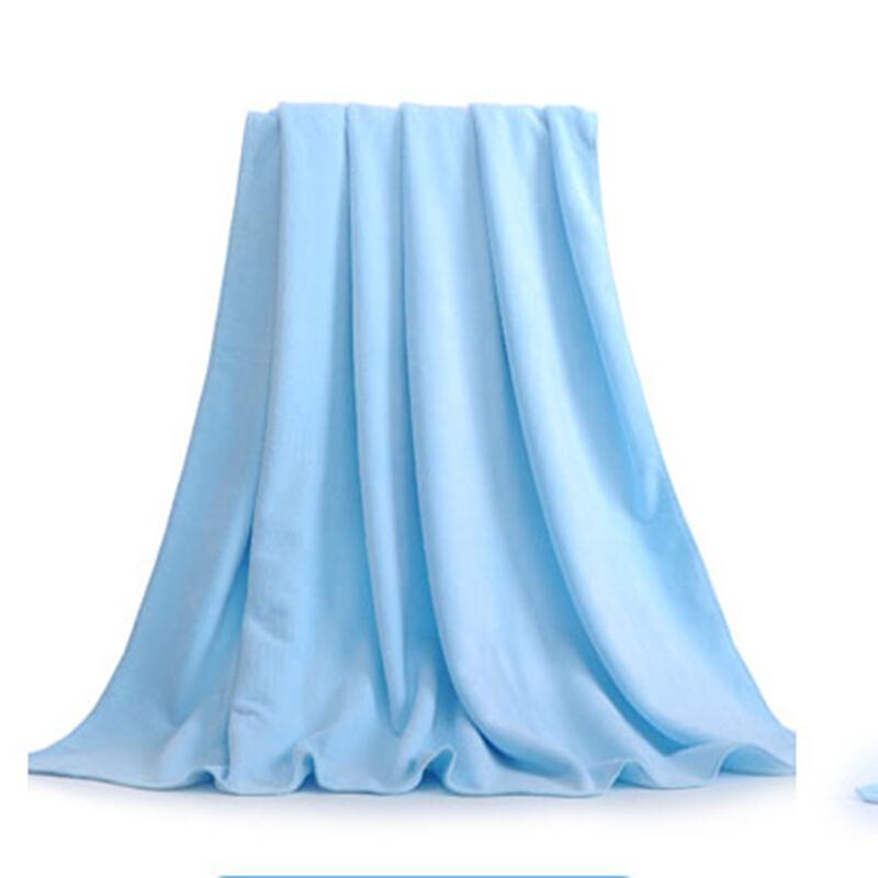 君别 婴儿浴巾 新生儿童宝宝浴巾棉纱布吸水加大加厚洗澡毛巾被