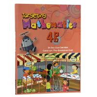 【中商原版】【新加坡数学教材】Targeting Mathematics Textbook 4B 学生书