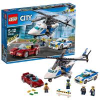 LEGO乐高城市系列高速追捕60138益智拼装积木玩具