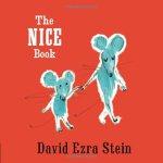 英文原版纸板绘本The Nice Book儿童早教故事书英语绘本