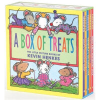 A Box of Treats: Five Little Picture Books about Lilly and