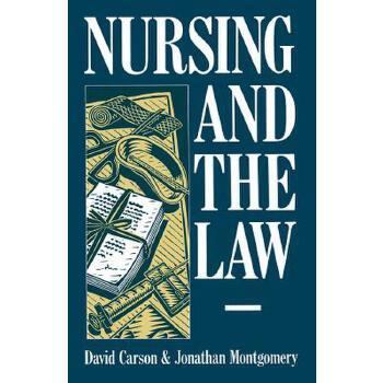 【预订】Nursing and the Law 美国库房发货,通常付款后3-5周到货!