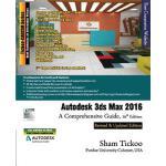 【预订】Autodesk 3ds Max 2016: A Comprehensive Guide