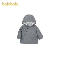 【3件4折:83.6】巴拉巴拉����棉服女童棉�\��憾��b棉衣2020新款加厚保暖�l�y��s