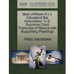 Stein (William H.) v. Cleveland Bar Association. U.S. Supre