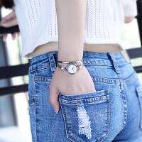 女士手表防水时尚款手表女学生韩版简约休闲大气森系女生
