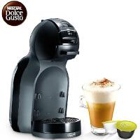 意大利德龙(DeLonghi) EDG305.BG 胶囊咖啡机 家用 商用 0.8L水箱 全自动 花式咖啡 (黑色)