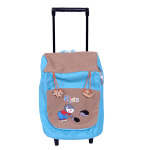 大贸商 优质牛津儿童 学生拉杆书包 拉杆箱 行李包 HB00045