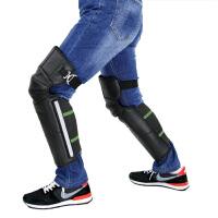 云博新款电动车护膝挡风保暖冬季户外骑行摩托车护膝加厚防寒防风