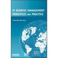【预订】IP Address Management: Principles and Practice