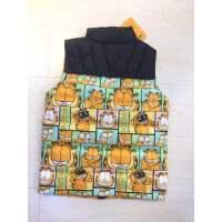 【专区99元2件】加菲猫儿童装冬款中大童猫头羽绒马甲GJD17359