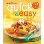 Betty Crocker Quick & Easy Cookbook (Second Edition): 30 Mi