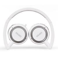 白色漫步者edifier h650 折叠便携 头戴式耳机  mp3/mp4/mp5/平板/手机/电脑都可用