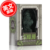 现货 克苏鲁:黑暗神话克苏鲁套装 英文原版 Cthulhu: The Ancient One Tribute Box 洛