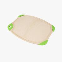 当当优品 壳氏唯稻壳环保双面两用抗菌切菜板砧板防滑案板