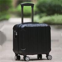 18寸密码女小登机箱万向轮商务行李箱17男旅行箱16迷你学生拉杆箱 18寸电脑夹层 有赠品