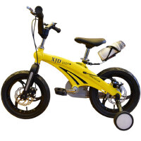 XJD儿童自行车3-6岁宝宝12/14/16寸6-10岁男女孩单车小学生脚踏车