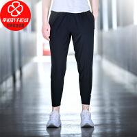 幸运叶子 NIKE耐克 女子梭织舒适透气跑步训练休闲收口运动裤 BV2899-011