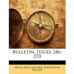 【预订】Bulletin, Issues 246-270