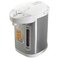 (支持礼品卡支付)【美的官方旗舰店】Midea美的电热水瓶PD105-50G  5L智能保温电热水壶 双出水烧水壶
