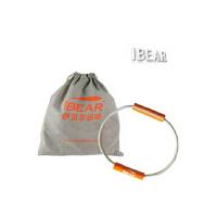 IBEAR伊贝尔健身运动器材Y-005O字拉力器 弹力绳