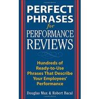 完美业绩评估关键词 Perfect Phrases for Performance Review
