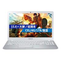 三星(SAMSUNG)500R5H-K01 15.6英寸笔记本电脑 CEL3205U处理器 4G内存 1T硬盘 集成显