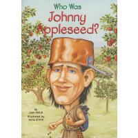 Who Was Johnny Appleseed? 漫画名人传记:苹果种子约翰尼
