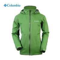 Columbia哥伦比亚户外男款防风防泼水单层冲锋衣夹克PM5814