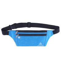 运动跑步腰包男女户外多功能腰包证件手机包马拉松装备贴身小腰带
