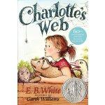 英文原版Charlotte's Web (Trophy Newbery)夏洛特的网