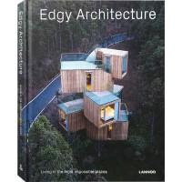 【英文画册】Edgy Architecture 边界别墅 山地 坡地 别墅住宅建筑设计书籍