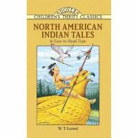 North American Indian Tales(【按需印刷】)