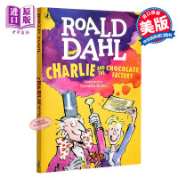 英文原版Charlie and the Chocolate Factory查理和巧克力工厂