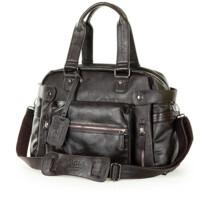 手提包男士单肩包商务旅行包电脑包男包休闲斜挎包