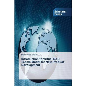 【预订】Introduction to Virtual R&d Teams Model for New Product Development 美国库房发货,通常付款后3-5周到货!