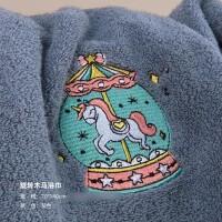 家用男女情侣毛巾吸水婴儿浴巾简约纯色生活日用浴室用品毛巾洗澡巾