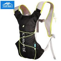 【199元两件】Topsky越野跑步背包男女户外运动轻便双肩包马拉松水袋包骑行背包