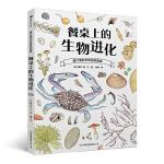 盛口满的手绘自然图鉴:餐桌上的生物进化(精装科普)知识性与艺术性结合,带你发现身边的自然秘密