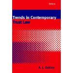 【预订】Trends in Contemporary Trust Law