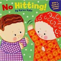 【中商原版】不打! 英文原版 No Hitting! Karen Katz